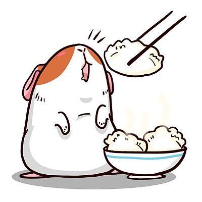 立冬吃饺子表情包动态图片APP下载图3: