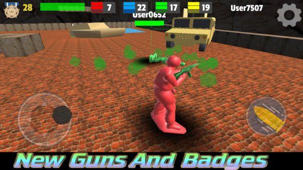 玩具军人3D游戏最新中文版下载图3: