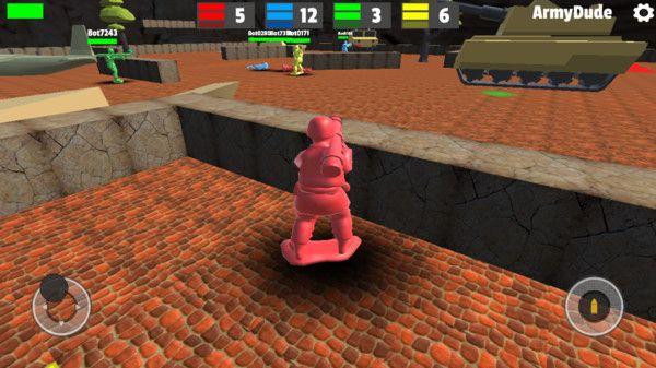 玩具军人3D游戏最新中文版下载图1: