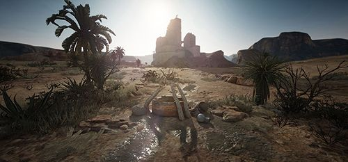 红色沙漠游戏中文汉化版(Crimson Desert)图4: