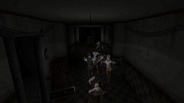 可怕医院僵尸游戏安卓中文版下载图2: