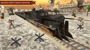 军队列车模拟汉化中文版下载图片2