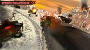 军队列车模拟汉化中文版下载图片4