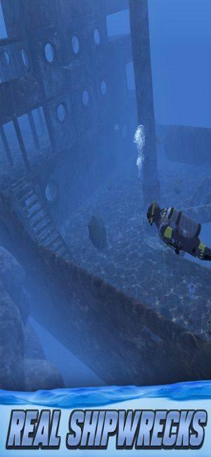 Diving Simulator 2020游戏安卓版下载图片1
