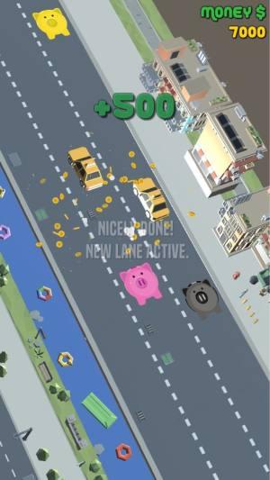 贪婪的出租车游戏汉化破解版下载(Greedy Taxi)图片1