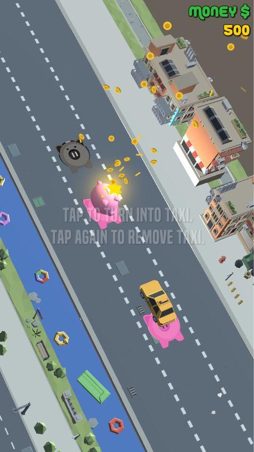 贪婪的出租车游戏汉化破解版下载(Greedy Taxi)图4:
