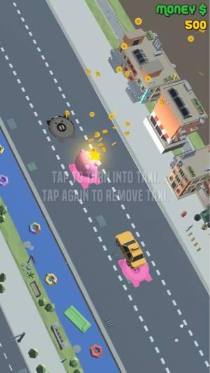 贪婪的出租车游戏汉化破解版下载(Greedy Taxi)图片4
