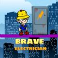 勇敢的电工游戏