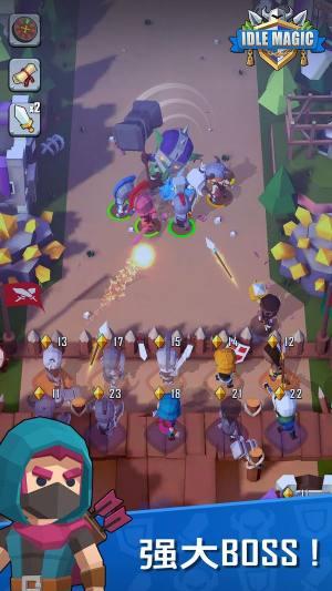 中世纪魔法放置手机游戏免费去广告版图片2