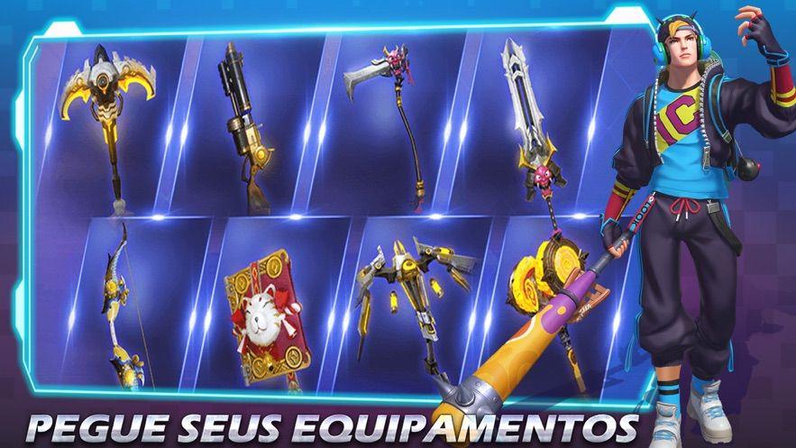 巴西英雄生存游戏官方正版(Survival Heroes Brasil)图1: