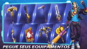 巴西英雄生存游戏官方正版(Survival Heroes Brasil)图片1