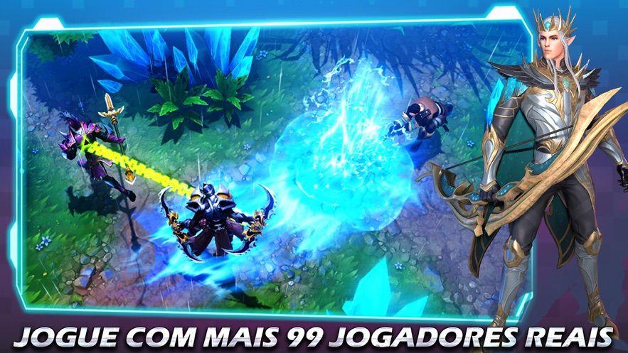 巴西英雄生存游戏官方正版(Survival Heroes Brasil)图3: