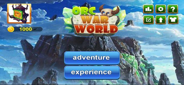 兽人战争世界游戏中文安卓版官网下载图2: