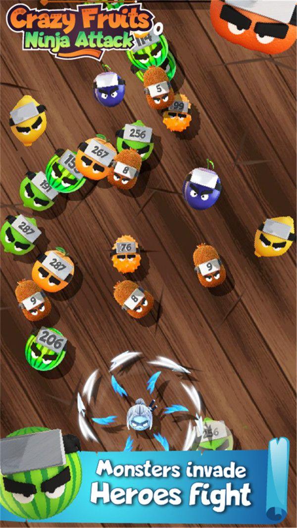 疯狂水果忍者攻击游戏中文手机版官网下载图4: