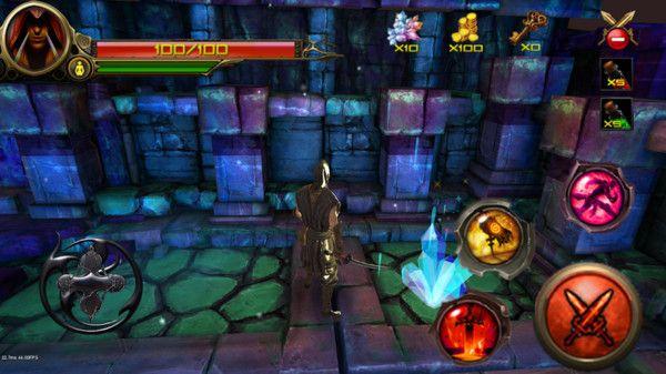 暗黑忍者武士无限金币钻石破解版图片4