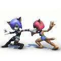 猫猫拳游戏中文手机版(Cat Punch) v1.0