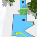 道路制图3d游戏