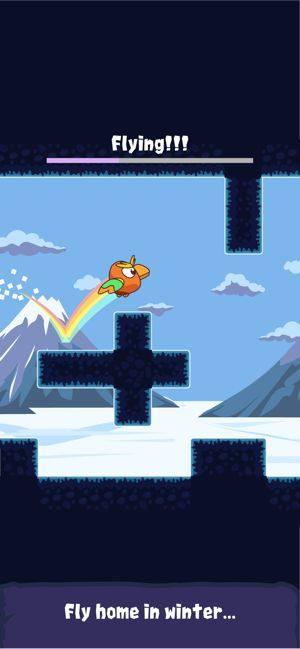 冻鸟游戏中文安卓版官网下载(Frozen Bird)图片2