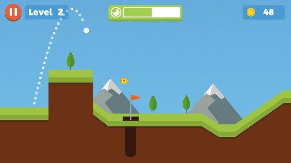 360度高尔夫游戏安卓手机版图1: