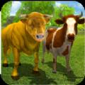 野牛家族生存模拟手机游戏中文版 v1.0