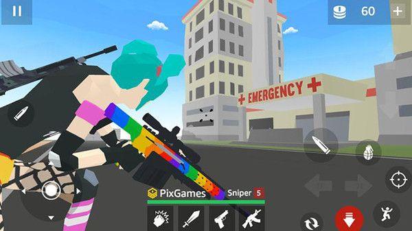 战斗之枪3D游戏无限金钱下载图片4
