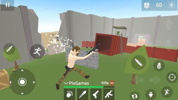 战斗之枪3D游戏无限金钱下载图片1