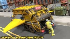 飞行垃圾车模拟器中文最新破解版图片3