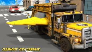 飞行垃圾车模拟器中文最新破解版图片4