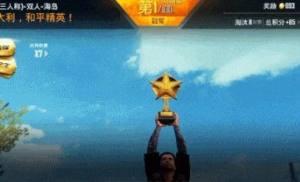 和平精英金色奖杯怎样得?吃鸡召唤空投获取金色奖杯攻略图片3