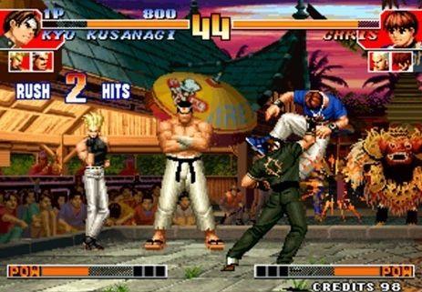 拳皇kof对战平台手机版安卓版下载(Arcade Live)图1:
