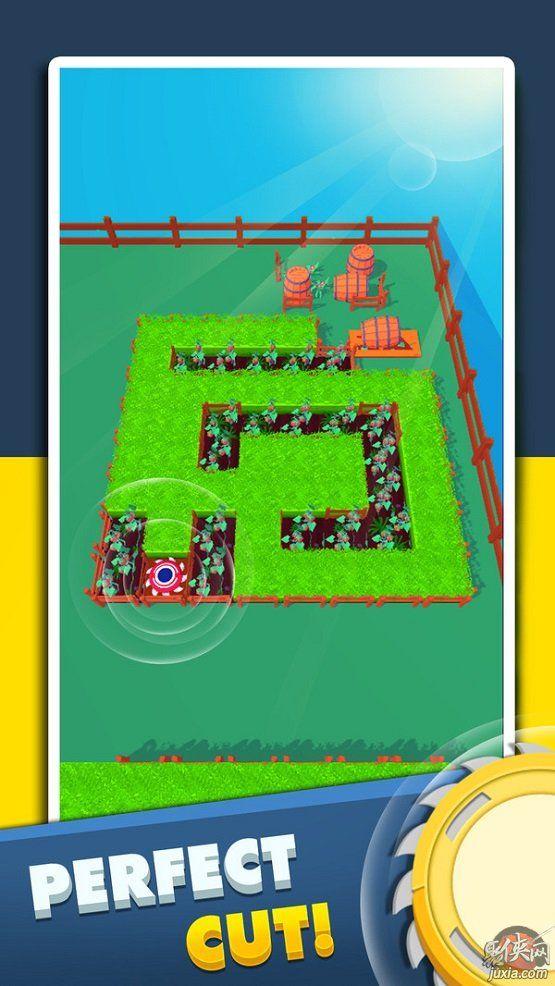 完美剪草游戏无限金币下载图片1
