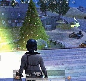 和平精英圣诞空投箱有哪些东西?圣诞空投箱开出道具一览图片5