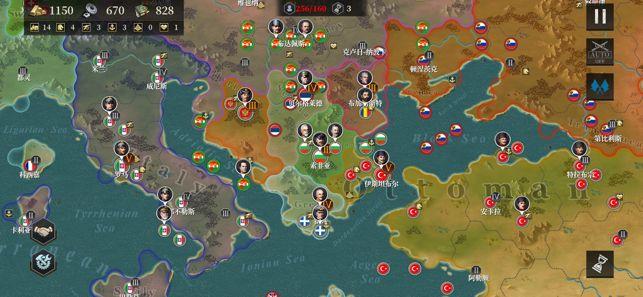 欧陆战争6明朝mod无限上将破解版图2:
