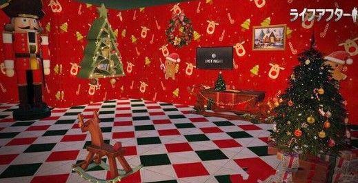 明日之后圣诞温情怎么样?圣诞温情新时装外观与装饰介绍[视频][多图]图片3
