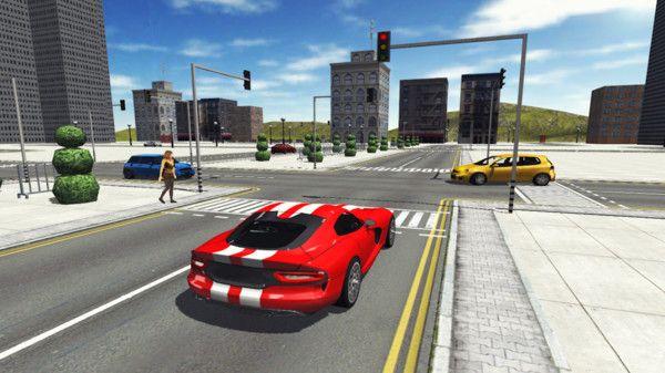 最真实驾驶游戏官方手机版下载图1: