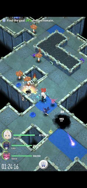 地牢冲刺游戏图2