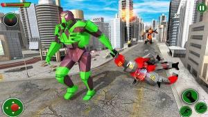 青蛙忍者英雄机器人游戏官方中文版图片2