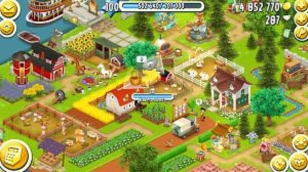 趣头条农场种菜红包游戏图1: