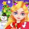 圣诞节装扮圣诞树雪人安卓版