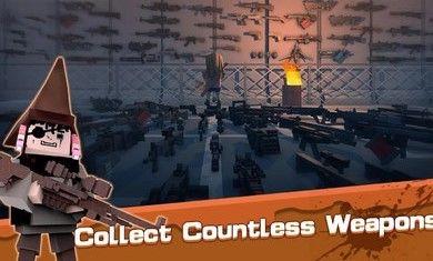僵尸吃鸡战场游戏手机最新版图2: