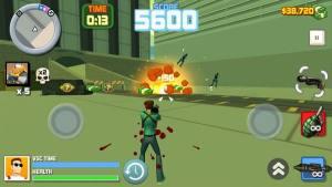 方块城市枪战游戏中文手机版图片2