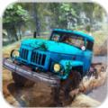 重型卡车山地驾驶游戏