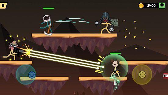 火柴人刺客战斗游戏官方最新版下载图3:
