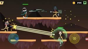 火柴人刺客战斗游戏官方最新版下载图片3