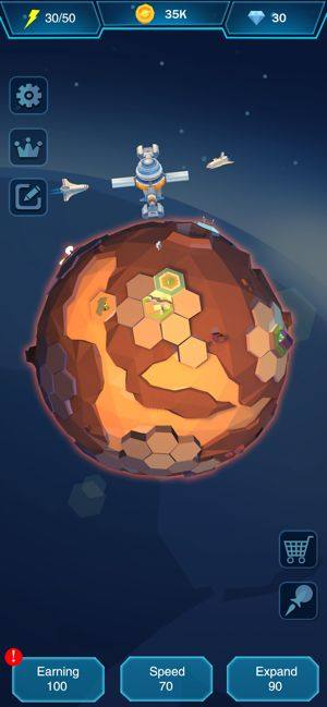 火星家园游戏中文汉化版图片3