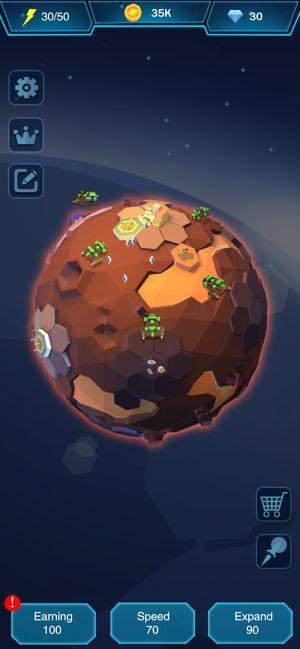 火星家园游戏中文汉化版图片1