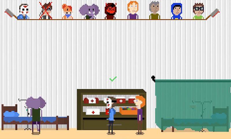 厨师躲猫猫游戏中文手机版下载图2:
