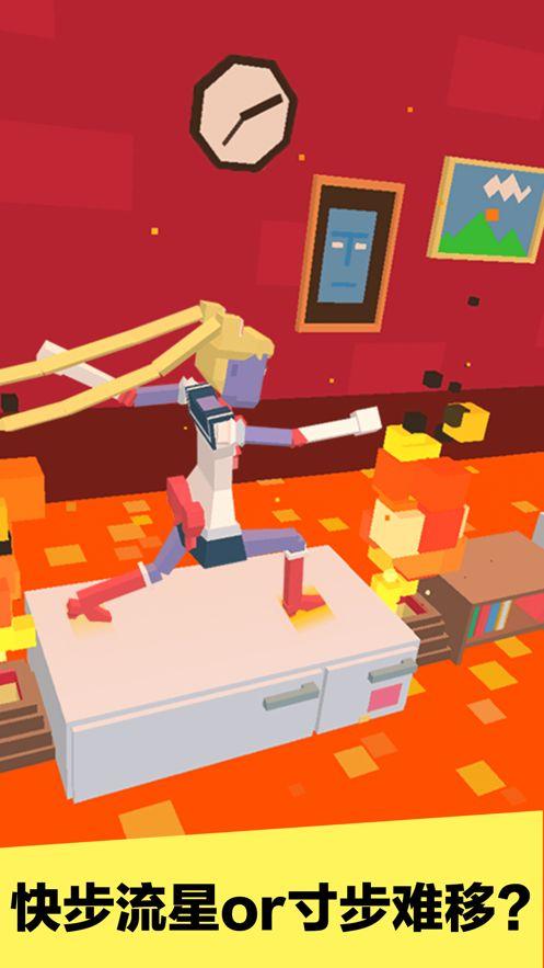 抖音僵尸漫步手机游戏最新正版下载(Steppy Pants)图2:
