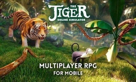 孟加拉虎模拟器游戏中文手机版下载图4: