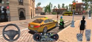 出租车驾驶模拟2020破解版图5